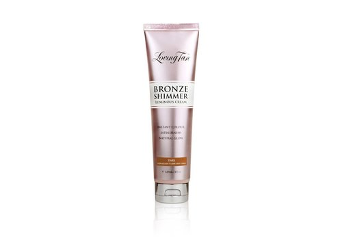 Loving Tan Luminous Cream Dark 120ml.