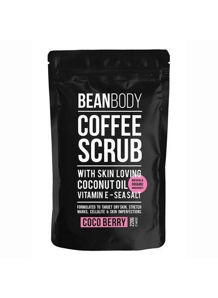 Bean Body Bean Body Coffee Scrub Cocoberry
