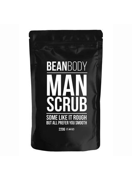 Bean Body Bean Body Coffee Scrub Man Scrub
