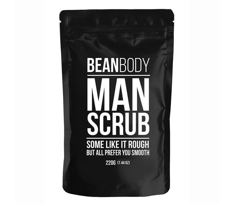 Bean Body Coffee Scrub Man Scrub 220 gr.