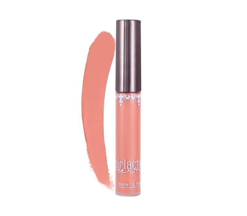 Girlactik Matte Lip Paint Blushing