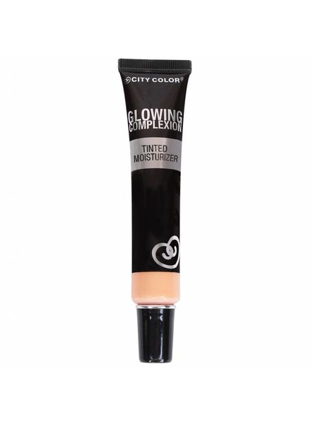 City Color City Color Glowing Complexion Tinted Moisturizer Sand