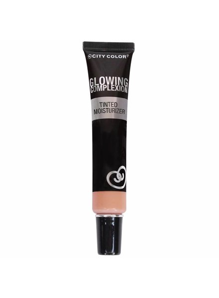 City Color City Color Glowing Complexion Tinted Moisturizer Beige