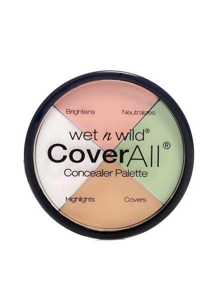 Wet n Wild Wet 'n Wild CoverAll Concealer Palette