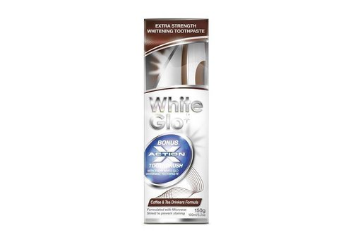 White Glo Coffee & Tea Whitening Toothpaste