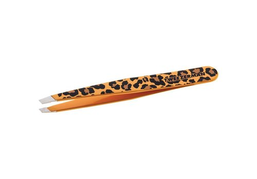 Tweezerman Slant Tweezer Leopard