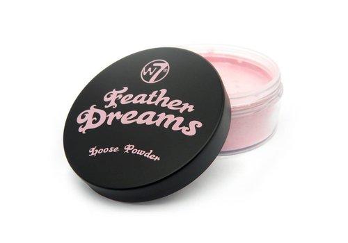 W7 Feather Dreams Loose Powder