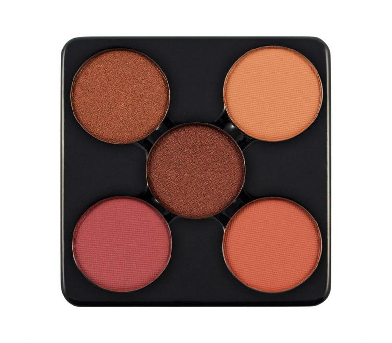 Freedom ProArtist Eyeshadow Pack Burnt