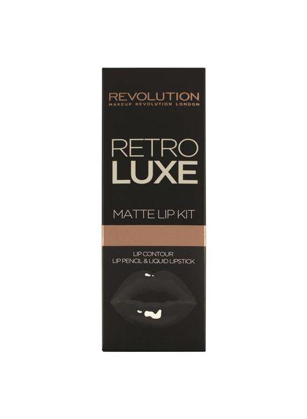 Makeup Revolution Makeup Revolution Retro Luxe Kits Matte Magnificent