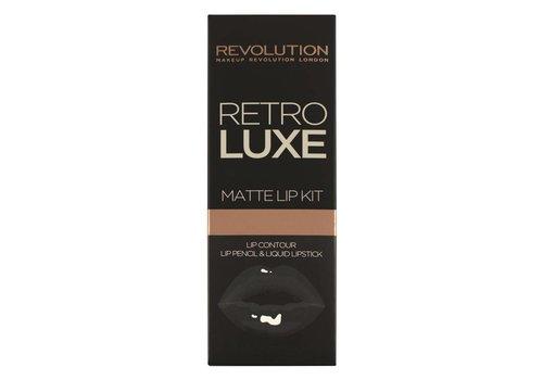 Makeup Revolution Retro Luxe Kits Matte Magnificent