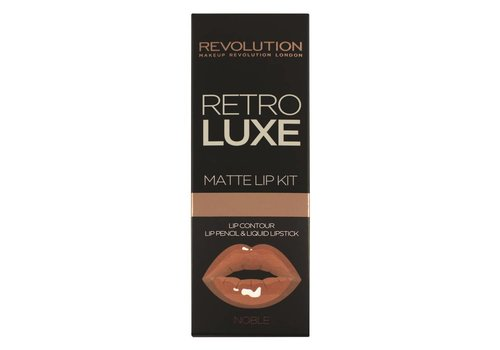 Makeup Revolution Retro Luxury Kits Matte Noble