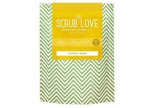 Scrub Love Coconut Body Scrub Coconut Mango