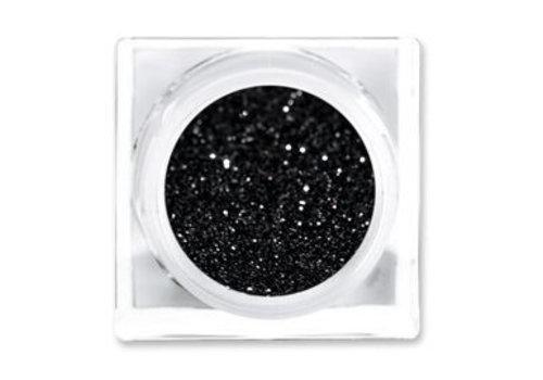 Lit Cosmetics Solid Glitter Pigment Back in Black Size #2