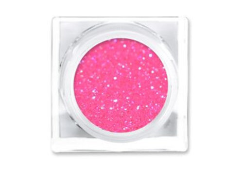 Lit Cosmetics Shimmer Glitter Pigment Pretty Hot Pink Size #3