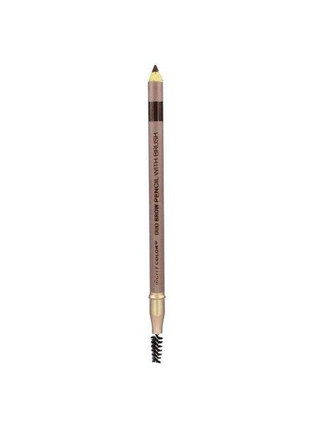 City Color City Color Brow Pencil with Brush Brunette
