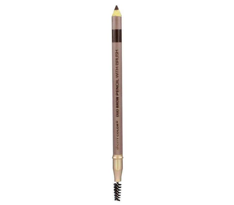 City Color Brow Pencil with Brush Brunette