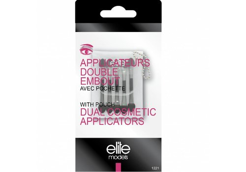 Elite Models Cosmetic Applicators