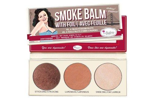 TheBalm Smoke Balm Set 4