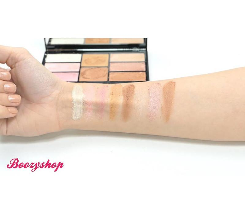 Freedom Pro Blush Palette Bronze and Baked