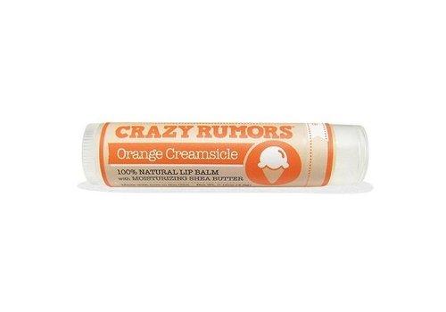 Crazy Rumors Lip Balm Orange Creamsicle