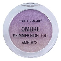 City Color Ombre Shimmer Highlighter Amethyst