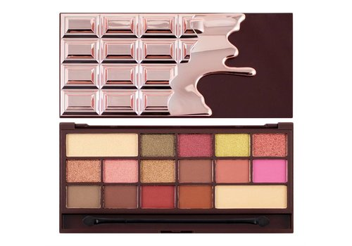 I Heart Makeup Rose Gold Bar Palette