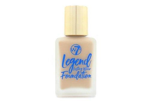 W7 Cosmetics Legend Foundation Fresh Beige