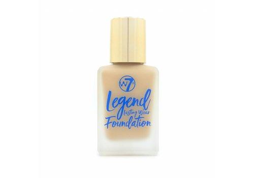 W7 Cosmetics Legend Foundation Sand Beige