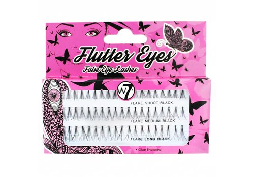 W7 Cosmetics Flutter Eyes Lashes 05