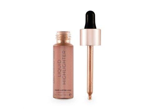 Makeup Revolution Liquid Highlighter Luster Gold