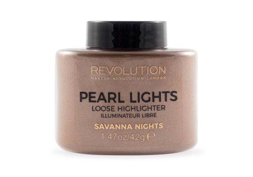 Makeup Revolution Loose Highlighter Savanna Nights