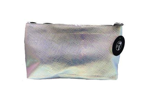W7 Cosmetics Pink Iridescent Mermaid Bag