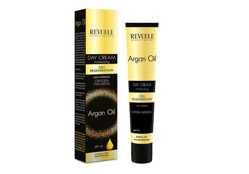 Revuele Day Cream Argan Oil