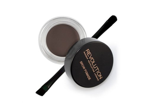 Makeup Revolution Brow Pomade Ebony