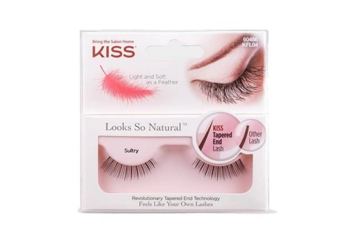 Kiss Looks So Natural Lashes Sultry