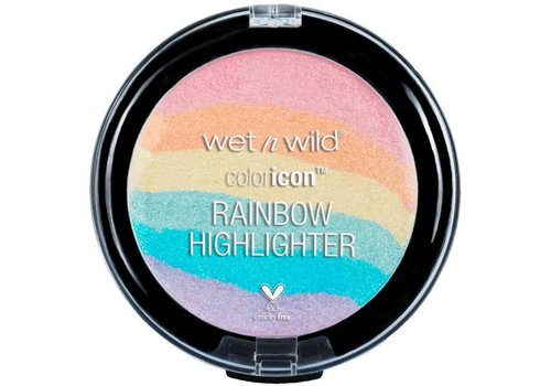 Wet n Wild Rainbow Highlighter Unicorn Glow