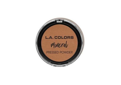 LA Colors Mineral Pressed Powder Toasted Almond