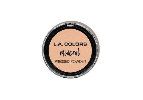 LA Colors Mineral Pressed Powder Fair