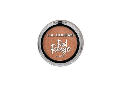 LA Colors Rad Rouge Blush Flipside