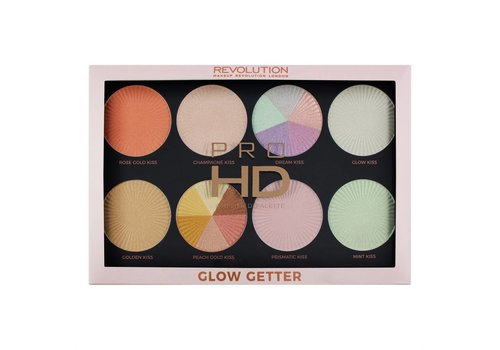 Makeup Revolution Pro HD Palette Glow Getter