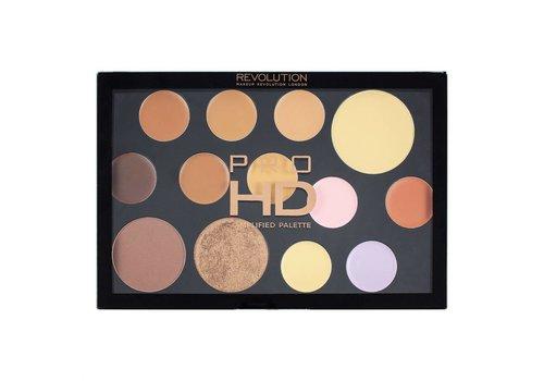 Makeup Revolution The Works Medium-Dark Palette
