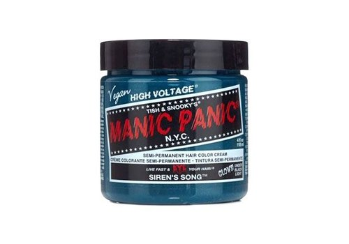 Manic Panic Siren's Song Hair Color