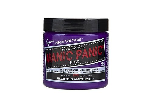 Manic Panic Electric Amethyst Hair Color