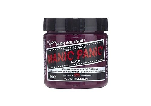 Manic Panic Plum Passion Hair Color
