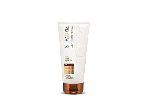 St. Moriz Velvet Finish Tanning Gel Dark