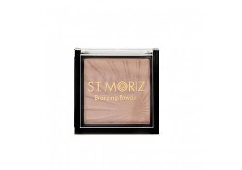 St. Moriz Bronzing Powder Golden Glow