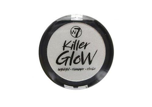W7 Cosmetics Killer Glow Shimmer Highlighter Crime Sheen