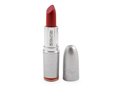 Makeup Revolution Life on the Dancefloor After Party Lipstick Not Going Home