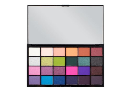 Makeup Revolution Life on the Dancefloor Sparklers Eyeshadow Palette