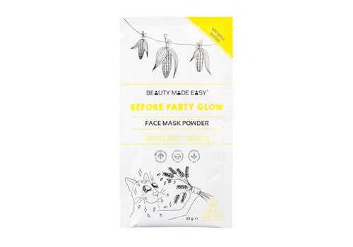 Beauty Made Easy Before Party Glow Face Mask